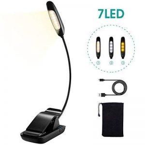 lampe de lecture rechargeable TOP 6 image 0 produit