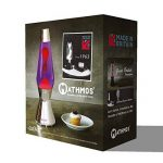 lampe lave orange TOP 7 image 3 produit