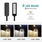 lampe lecture rechargeable usb TOP 12 image 2 produit