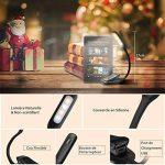 lampe lecture rechargeable usb TOP 2 image 2 produit