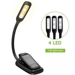 lampe liseuse flexible TOP 4 image 0 produit