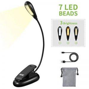 lampe livre rechargeable TOP 13 image 0 produit