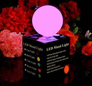 lampe lumineuse qui change de couleur TOP 0 image 0 produit