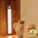 Lampe Placard - AINATU 33 LEDs Lampe Réchargeable Detacteur de Mouvement à Pile avec Bande Magnétique, pour Placard, Armoire, Tiroir, Cabinet, Couloir, Escalier(6000K)[Mise à jour] de la marque AINATU image 4 produit