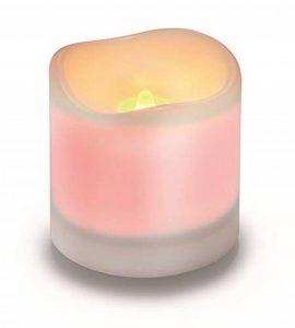 Lampe solaire Candle Light, avec lumière vacillante, 102079Distributeur de la marque Esotec image 0 produit