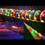LE Lighting EVER Tube Lumineux Extérieur LED RGB,10m 120 LED, Etanche, Fil en Cuivre Interne, à Piles, avec Télécommande, pour Décoration Jardin Arbre Terrasse Pergola Tonnelle de la marque Lighting EVER image 3 produit