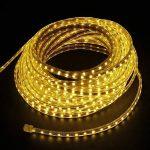 LED Universum Bande lumineuse à LED 900SMD 5050 Étanche 220 V 15 m, Warm White de la marque LightInTheBox image 1 produit