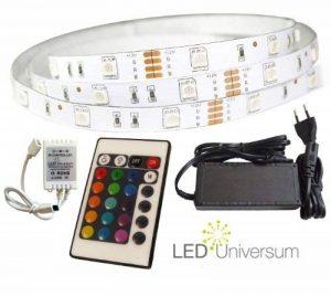 LED Universum Kit de rubans à LED, Bande LED : surface blanche de la marque LED Universum image 0 produit