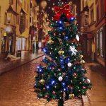 lederTEK Lumière Solaire (Lot de 2) 22m 200 LED Guirlande Lumineuse Extérieur pour la Décoration de Sapin de Noël, Jadin (Multicolore) de la marque lederTEK image 3 produit