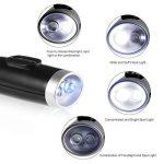 LEDGLE Lampe de Lecture LED Rechargeable Lampe de Nuit autour de Cou Mains Libres avec 3 Niveaux de Luminosité Réglable- Câble USB Inclus de la marque LEDGLE image 3 produit