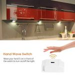 LEDGLE Lot de 3 Éclairage Sous Meuble Cuisine 6W Spot LED Lampe de Cabinet 550lm Éclairage encastré 3000K- Blanc chaud de la marque Ledgle image 4 produit