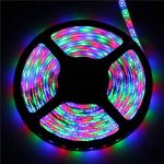 LEDMOMO 5M LED Strip Lights imperméable IP65 LED Flexible Multicolor RGB LED Light Strip Tape pour Décoration + 44 Key Remote Controller (2pcs) de la marque LEDMOMO image 4 produit