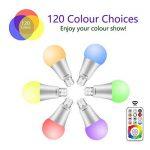 Lengjoy 10W E27 Ampoules LED RGB Couleur Changement Lampe d'ambiance de la marque Lengjoy image 1 produit