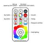 Lengjoy 10W E27 Ampoules LED RGB Couleur Changement Lampe d'ambiance de la marque Lengjoy image 4 produit