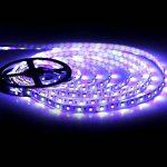 Les lumières de bande de 16,4ft LED 12V 5A RGBW ont mené les lumières de bande SMD5050 300Leds éclairage non-décoratif décoratif pour la partie de cuisine de pièce par Uhomely de la marque Uhomely image 1 produit