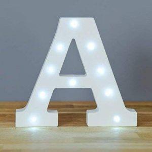 lettres lumineuses led TOP 0 image 0 produit