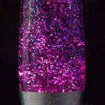Licht-Erlebnisse Lampe à Lave Jenny LA551207G - Violette à Paillettes de la marque Licht-Erlebnisse image 3 produit