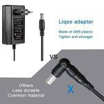 Liqoo Secteur Chargeur Adaptateur d'alimentation DC 12V 1A 12W Câble Prise EU pour Alimenter Ordinateur Imprimante Ruban LED TFT Écran LCD Routeur de la marque Liqoo image 2 produit