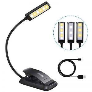 liseuse led rechargeable TOP 14 image 0 produit