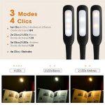 liseuse led rechargeable TOP 4 image 1 produit