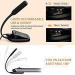 liseuse led rechargeable TOP 4 image 3 produit