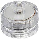 Lot de 12pcs Bougies LED étanche Submersible Lampe étanche Waterproof lumières de thé avec Pile Bouton Violet de la marque Little ants image 1 produit
