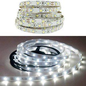 Lot de 2 - Rubans 180 cm LED Eclairage de Lit - 2 détecteurs - 60 LED/mètre - Adhésif de la marque Fishtec ® image 0 produit