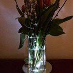Lot de 20 lumières/bougies chauffe-plats LED submersibles étanches Blanc de la marque BlueSnail image 1 produit