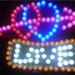 Lot de 24pcs Bougies LED à Piles sans Flamme, Réaliste et Bright, LED Lumières de Thé - Fausses Bougies électriques pour Votive, Table Party Anniversaire Mariage Jaune de la marque Little ants image 4 produit
