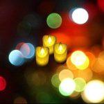 Lot de 3 Bougies à Led avec Flamme Vacillante comme Candle Réelle avec Télécommande Bougie électronique de la marque Little ants image 4 produit