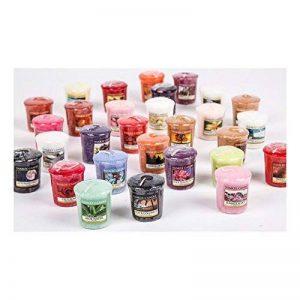 Lot de 5 bougies parfumées et colorées Yankee Candle de la marque Yankee Candle image 0 produit
