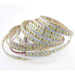 LTRGBW 5050 SMD Super Bright 2800K-7000K 24V 600LEDs Bi-coloré Dual White CW + WW Couleur réglable en température Flexible non étanche LED Strip Light 5M pour cuisine Salle de bain éclairage intérieur de la marque LTRGBW image 4 produit