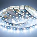 LTRGBW Super Bright RGBW RGB LED blanche Bande flexible Lumière 5M 360 LED une bobine 5050 SMD Lampes Ribbon 24V non-imperméable à l'eau de bande d'éclairage de la marque LTRGBW image 1 produit