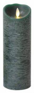 Luminara [Modèle 2014] Bougie à LED, Faux Bougies, Parfum de la forêt, Taille (L), Vert (Couleur), [Correspondant, télécommande, Fonction minuteur], [Lm402-gr] (Japan Import) de la marque Luminara image 0 produit