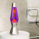 Mathmos Lampe à Lave Astro - Violet / Orange de la marque MATHMOS image 3 produit
