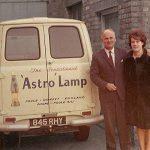 Mathmos Lampe à Lave Astro - Violet / Orange de la marque MATHMOS image 4 produit