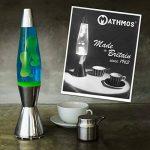 Mathmos Lampe à Lave AstroBaby - Bleu/Vert de la marque MATHMOS image 1 produit