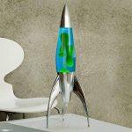 Mathmos Lampe à Lave Telstar - Bleu/Vert de la marque MATHMOS image 1 produit