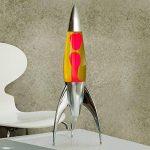 Mathmos Lampe à Lave Telstar - Jaune/Rouge de la marque MATHMOS image 1 produit
