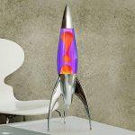 Mathmos Lampe à Lave Telstar - Violet/Orange de la marque MATHMOS image 1 produit