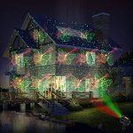 MICTUNING Projecteur LED Noël Etanche 12 Motifs Interchangeables de la marque Mictuning image 1 produit