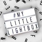 Mini Enseigne Lumineuse LED et Lettres de la marque locomocean image 3 produit