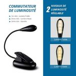 mini lampe liseuse TOP 6 image 3 produit