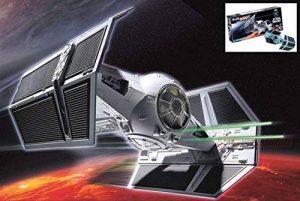 New REVELL RV06655 Star Wars Darth Vader's TIE Fighter KIT 1:57 MODELLINO Model de la marque New image 0 produit