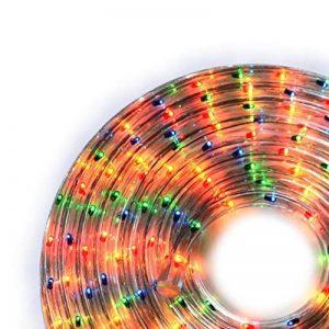Nipach Tube lumineux pour décoration de Noël 20 m de la marque Nipach GmbH image 0 produit