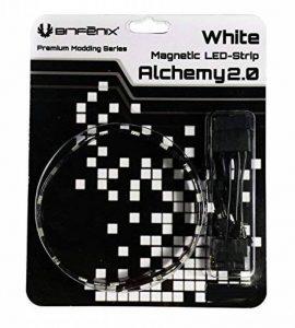 Néon et LED - BitFenix Alchemy 2.0 - 12cm Blanc - Bande flexible à LEDs pour tuning PC de la marque Bitfenix image 0 produit
