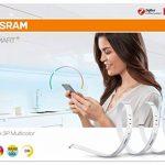 Osram SMART+ - Kit de Démarrage Ruban LED Flex Connecté Zigbee - 3x60cm - 16 millions de Couleurs - Compatible avec Alexa de la marque Osram image 2 produit