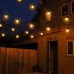 OXYLED Guirlandes Lumineuses,Lumières de Ficelle extérieures, [Version améliorée] G40 25ft Globe Patio Jardin extérieur lumières de Guirlande, décoratif ficelles de lumières de la marque OXYLED image 2 produit