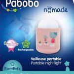 Pabobo Dans Les Bois Veilleuse Nomade de la marque Pabobo image 3 produit