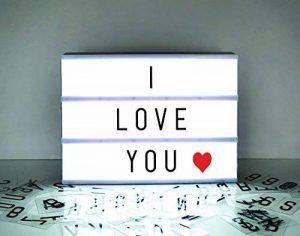 panneau lumineux lettre TOP 2 image 0 produit